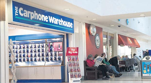 DTZ Sherry Fitzgerald, the estate agent which manages the Wilton Shopping Centre in Cork, has said it made a mistake when it issued a rent review demand to tenant Stephen Mackerel of Carphone Warehouse for an increase of more than 425pc