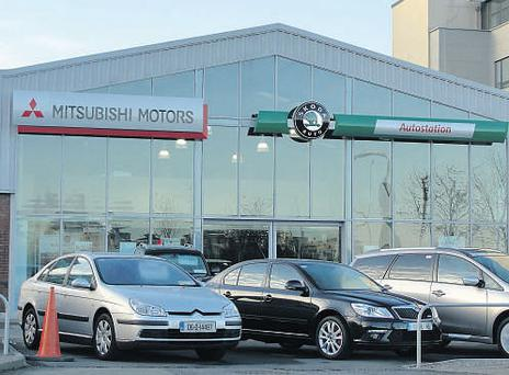 Autostation Ltd, Skoda, Hyundai and Mitsubishi dealer, 40 Heather Rd, Sandyford Business Park, Dublin, 8.