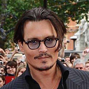 Alice In Wonderland starring Johnny Depp will be shown in Vue cinemas