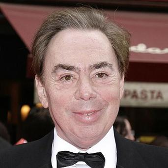 Andrew Lloyd Webber has renewed his record deal