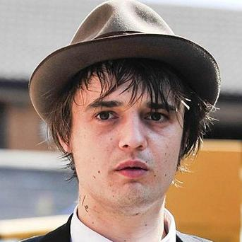 Pete Doherty is accused of allowing his manager to drive his car without insurance