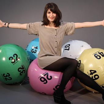 Gemma Arterton says lottery funding has helped her during her career