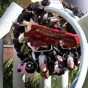 Thorpe Park in Surrey is offering a pungent experience alongside its rollercoasters