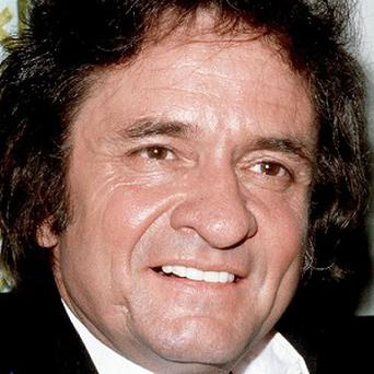 Johnny Cash's voice can be heard on the final American Recordings disc