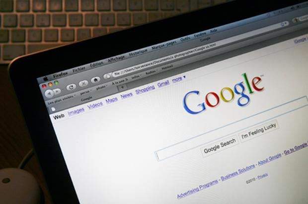 Google will start integrating status updates from Facebook pages accounts in to its real-time search results Photo: Getty Images