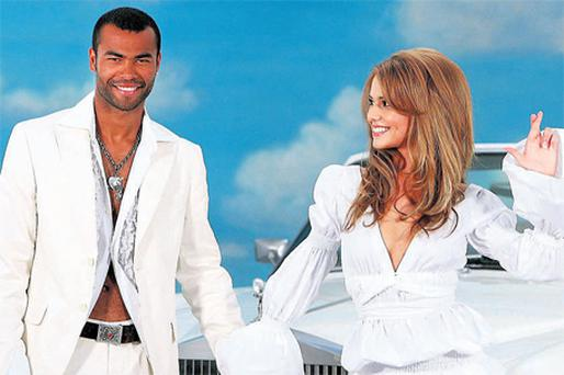 Ashley and Cheryl Cole announced they were splitting this week, four years after they were married