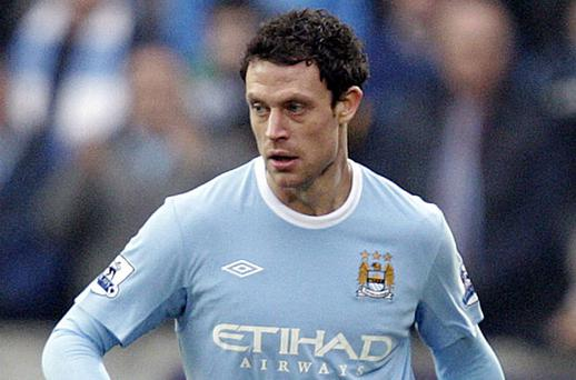 Wayne Bridge - a pity he has chosen to jack in his England career Photo: Getty Images