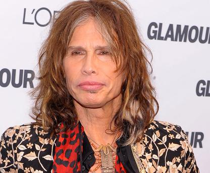 The announcment comes after Aerosmith frontman Steven Tyler checked himself into rehab. Photo: Getty Images
