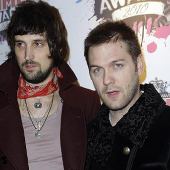 Kasabian were big winners at the Shockwaves NME Awards