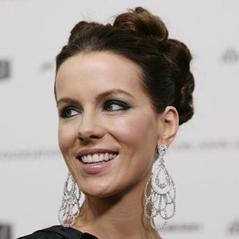 Kate Beckinsale was nervous when her daughter made her movie debut