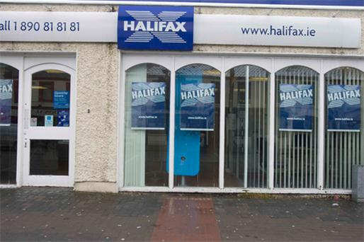 Bank of Scotland (Ireland) is closing its Halifax branch network