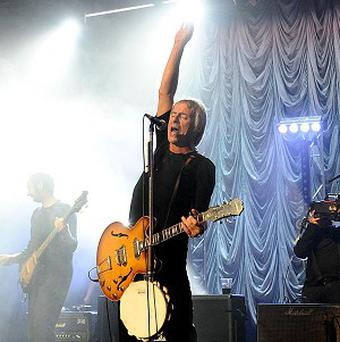 Paul Weller took part in the fundraising concert