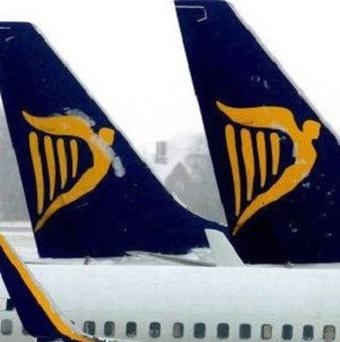 A Ryanair passenger ate his 8,930 pound winning scratch card after he was told he could not claim the money