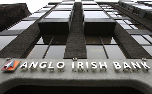 Anglo will transfer about €33bn of loans to NAMA. Photo: Getty Images