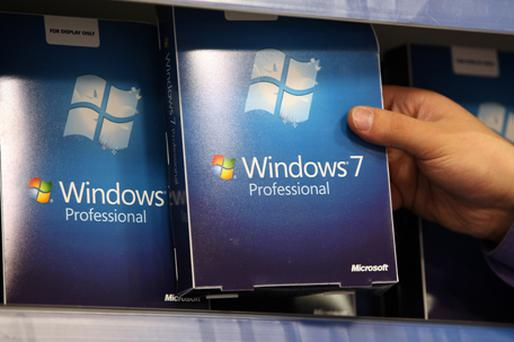 Microsoft's new web browser 'ballot box' will be pushed out to Windows users via a software update. Photo: Getty Images
