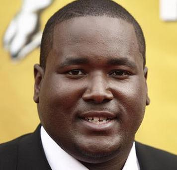 Quinton Aaron said he felt honoured to work with Sandra Bullock