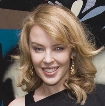 Kylie Minogue honoured university students