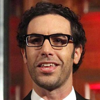 Sacha Baron Cohen is to hand out an Oscar at this year's ceremony in March