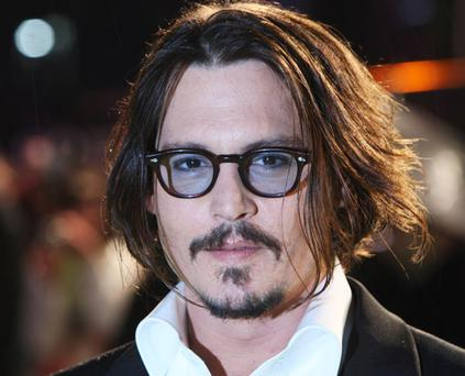 Johnny Depp and girlfriend Vanessa Paradis are to play lovers in a new film, My American Lover. Photo: Getty Images
