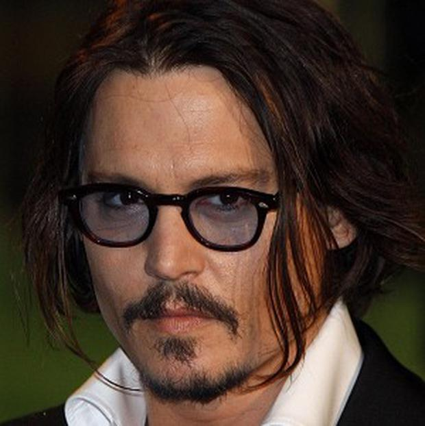Johnny Depp will star in My American Lover with Vanessa Paradis