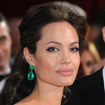 Angelina Jolie might star in a film adaptation of Serena