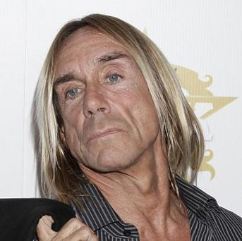 Iggy Pop performed at New York's Carnegie Hall