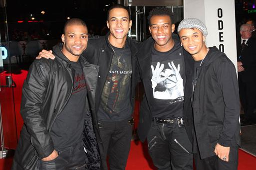 JLS have parlayed television fame into the bones of a proper pop career. Photo: Getty Images