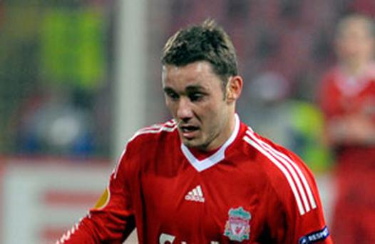 Fabio Aurelio could be sidelined for three weeks with a thigh problem Photo: Getty Images