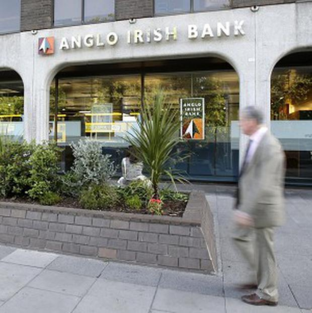 A warning has been issued over a possible further bailout of Anglo Irish Bank