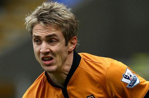Kevin Doyle is confident that Wolves can take advatage of Manchester United's hectic schedule. Photo: Getty Images