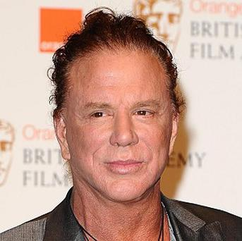 Mickey Rourke has signed up for a role in War Of The Gods