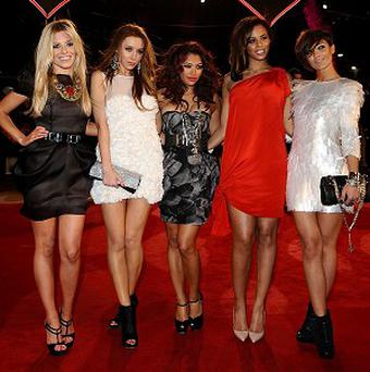 The Saturdays will kick off a charity fundraiser