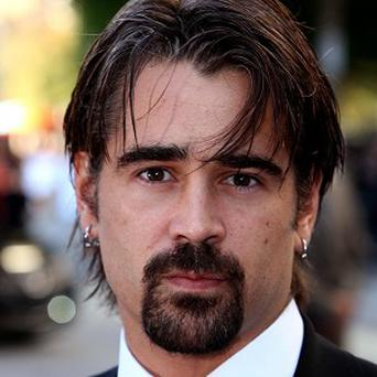 Colin Farrell can be critical when he watches himself on-screen