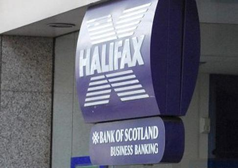 Bank of Scotland logo. Photo: PA