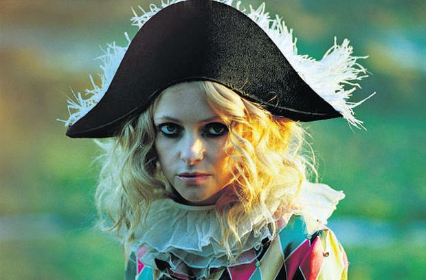 Alison Goldfrapp: Madonna wants to be her,and Christina Aguilera wants to be her friend.
