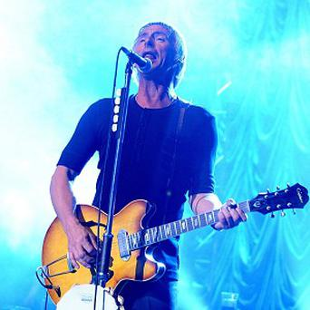 Paul Weller will perform at the Oya Festival in August