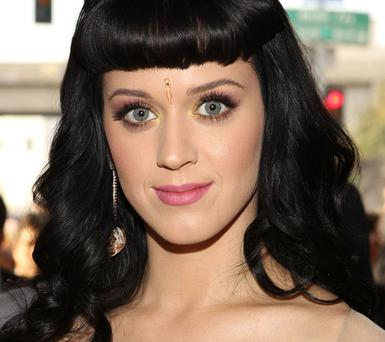 Katy Perry has signed up to voice a character in the forthcoming Smurfs film. Photo: Getty Images