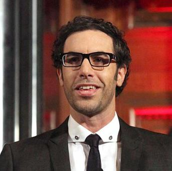 Sacha Baron Cohen was due to hand out an award at the Oscars