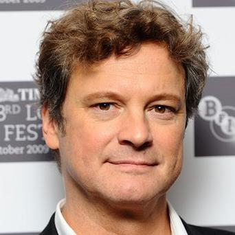 Colin Firth is among several British stars in line for Oscars glory in Hollywood