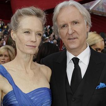 James Cameron said he would be apprehensive waiting for the envelope to be opened