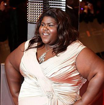Gabourey Sidibe said her dad told her off for slapping Chris Rock