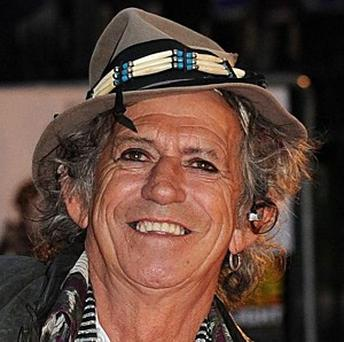 Keith Richards says rumours he had stopped drinking were 'exaggerated'