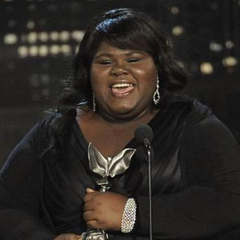 Gabourey Sidibe awarded the best female lead for 'Precious based on the Novel 'Push' by Sapphire'