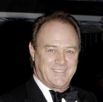 Actor Christopher Cazenove recovering after being treated for septicaemia in hospital