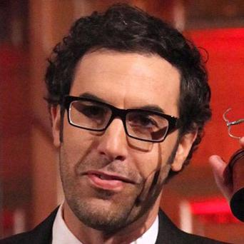 Sacha Baron Cohen has axed his film about the Eurovision Song Contest