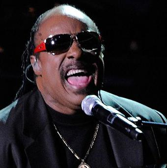 Stevie Wonder received his medal for being named into France?s prestigious National Order of Arts and Letters