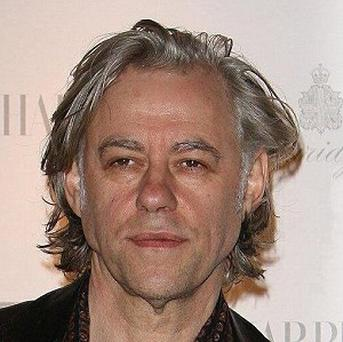Sir Bob Geldof dismisses claims about Band Aid money