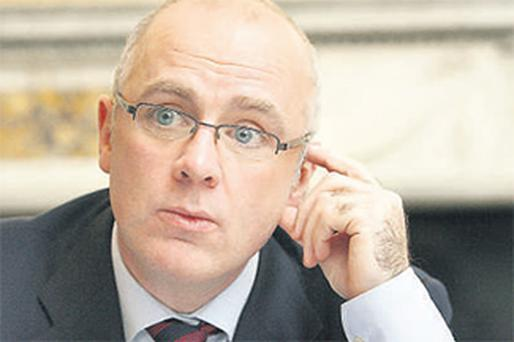 Former chief executive of Anglo Irish Bank has transferred Abington, in Malahide, into his wife's name