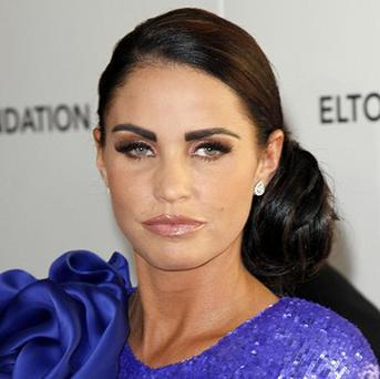 Katie Price is looking to adapt her life story for the big screen