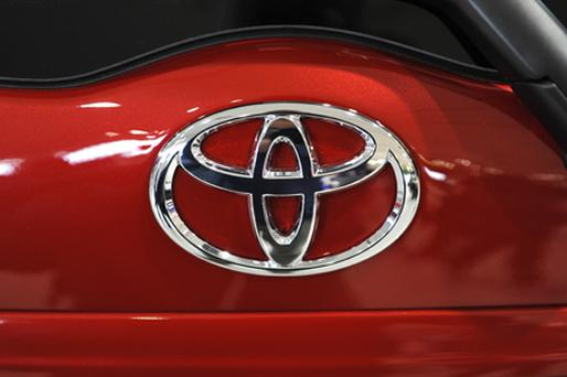 The action could cost Toyota more than €2.2bn Photo: Getty Images